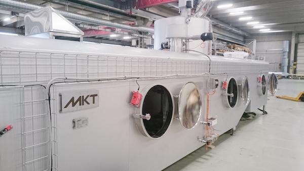 MKT Ultraschall-Waschmaschine
